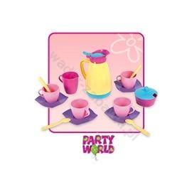 Wiaderko Piknik z naczyniami