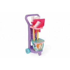 Wózek dla małej gosposi
