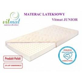 Materac lateksowy VITMAT Antyalergic Junior 160/70