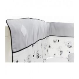Bambusowy ochraniacz na łóżeczko