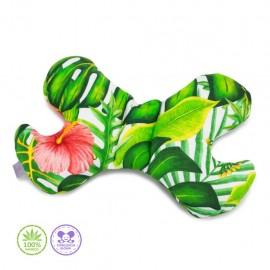 Poduszka motylek Zielono mi - 100% Bamboo
