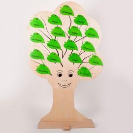 Drzewko smutku i radości