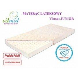 Materac lateksowy seria Junior 90/190