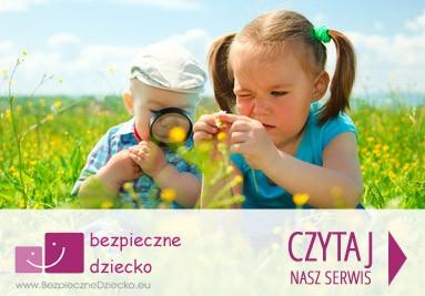 Czytaj serwis BezpieczneDziecko.eu